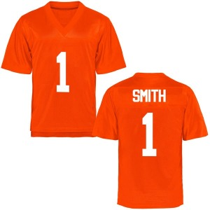 Kendall Smith Oklahoma State Cowboys Men's Replica Football College Jersey - Orange