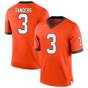 Spencer Sanders Nike Oklahoma State Cowboys Youth Game Football College Jersey - Orange