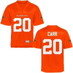 Jeff Carr Oklahoma State Cowboys Youth Limited Football Jersey  -  Orange